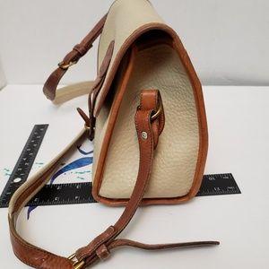 Dooney & Bourke Bags - Vintage Dooney & Burke Bone Leather Crossbody